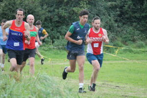 Clare's Mens Novice Junior Senior XC