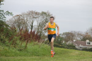 Clare's Novice Junior Master Mens XC