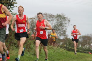 Men's XC at Clarecastle