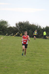 Eanna winning the Clare's Novice