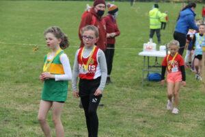 U8 Girls XC Clare's 2020
