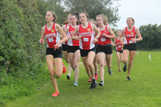 U16 Girls Lead by Grace Rynn
